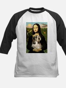 Mona Lisa / PBGV Tee
