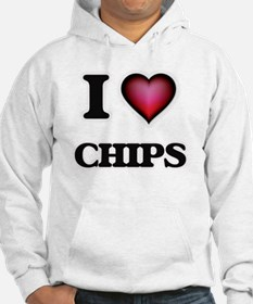 I love Chips Hoodie