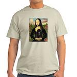 Mona / Poodle (bl) Light T-Shirt