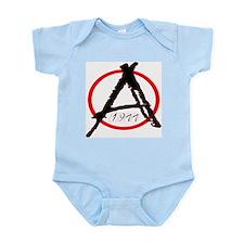 Punk Anarchy 1977 Infant Bodysuit