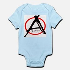Punk Anarchy 1977 Infant Bodysuit