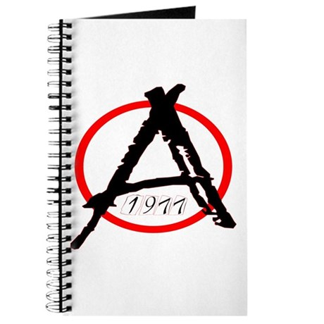 Punk Anarchy 1977 Journal