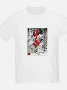 Webb's Little Red Riding Hood T-Shirt