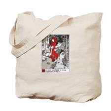 Webb's Little Red Riding Hood Tote Bag