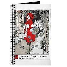 Webb's Little Red Riding Hood Journal