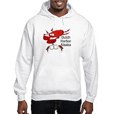 Crab Fishing Dutch Harbor Ala Hoodie