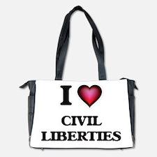 I love Civil Liberties Diaper Bag
