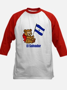 El Salvador Teddy Bear Tee