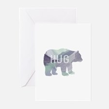 Bear Hug s Greeting Cards