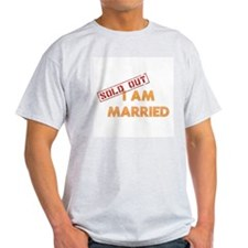 Cute Bride groom T-Shirt