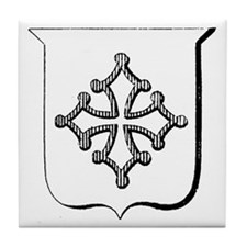 Knights 1 Store Tile Coaster
