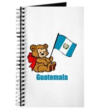 Guatemala Teddy Bear Journal