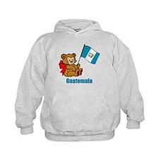 Guatemala Teddy Bear Hoody