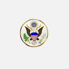 Great Seal Of America Mini Button