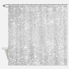 Black Glitter Bathroom Accessories Decor CafePress