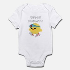 Vegan Athletes Infant Bodysuit