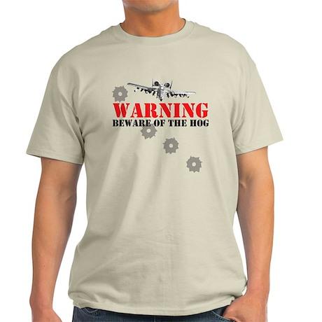 A-10 Warthog witty slogan Light T-Shirt
