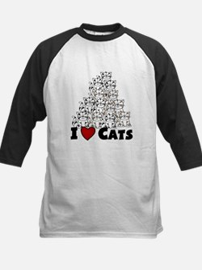 I Love CATS CUTE Tee
