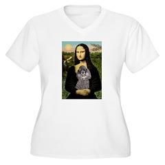 Mona / Poodle (s) T-Shirt