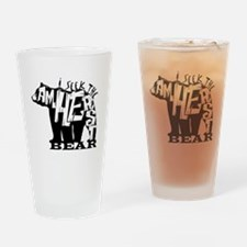 Amherst college Drinking Glass