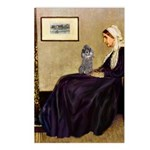 Whistler's / Poodle(s) Postcards (Package of 8)