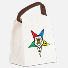 Funny Order of the eastern star Canvas Lunch Bag