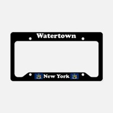 Watertown NY - LPF License Plate Holder
