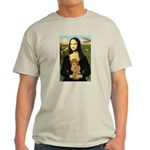Mona / Poodle (a) Light T-Shirt