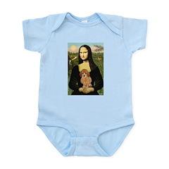 Mona / Poodle (a) Infant Bodysuit