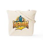 Lacrosse My Game Tote Bag