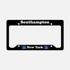 Southampton NY - LPF License Plate Holder