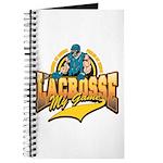 Lacrosse My Game Journal