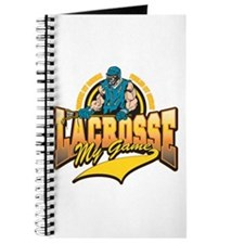 Lacrosse My Game Journal