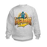 Lacrosse My Game Kids Sweatshirt