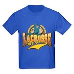Lacrosse My Game Kids Dark T-Shirt