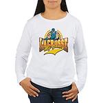 Lacrosse My Game Women's Long Sleeve T-Shirt