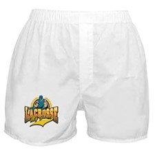 Lacrosse My Game Boxer Shorts