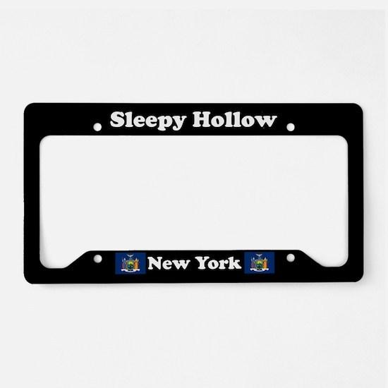 Sleepy Hollow NY - LPF License Plate Holder
