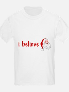 I Believe In Santa T-Shirt