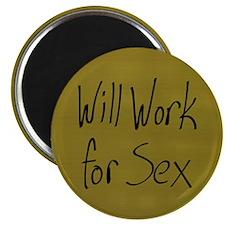 Will Work Magnet