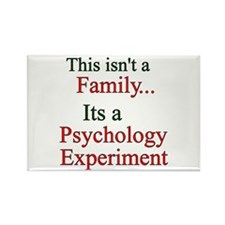 Family Psych Experiment2 Rectangle Magnet (10 pack