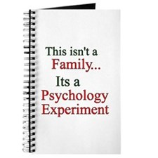 Family Psych Experiment2 Journal