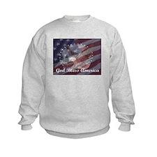 God Bless America 2 Sweatshirt