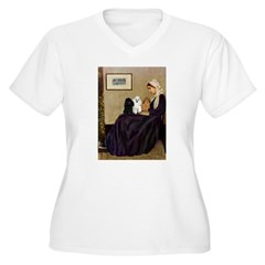 Whistler's / 3 Poodles T-Shirt