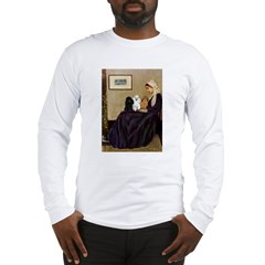 Whistler's / 3 Poodles Long Sleeve T-Shirt