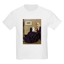 Whistler's / 3 Poodles T-Shirt