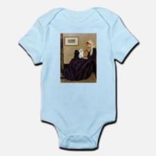 Whistler's / 3 Poodles Infant Bodysuit
