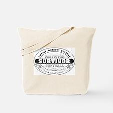 Softball Survivor Tote Bag