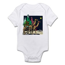 3 Wise Men Infant Bodysuit