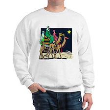 3 Wise Men Sweatshirt